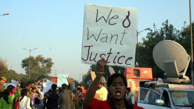 Indie: Zbiorowe gwałty na 15-latce. Zatrzymano kilkudziesięciu mężczyzn