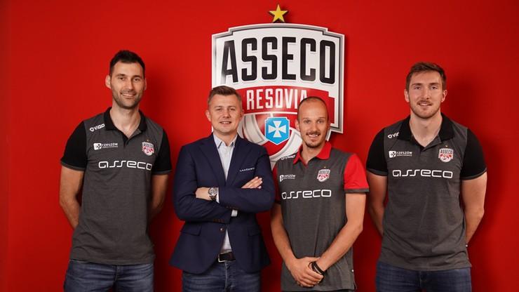 Trzech nowych zawodników w Asseco Resovii Rzeszów. Wielki powrót