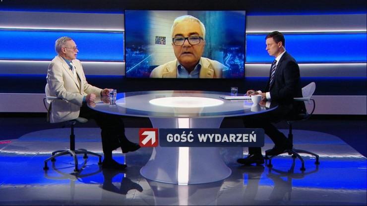 Prof. Włodzimierz Gut: możliwe, że wirus przestanie funkcjonować w populacji