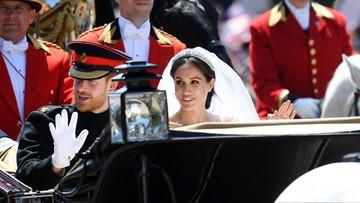 """Ekspert od etykiety: Harry i Meghan pokazują inny styl monarchii. """"Musimy się przyzwyczaić"""""""
