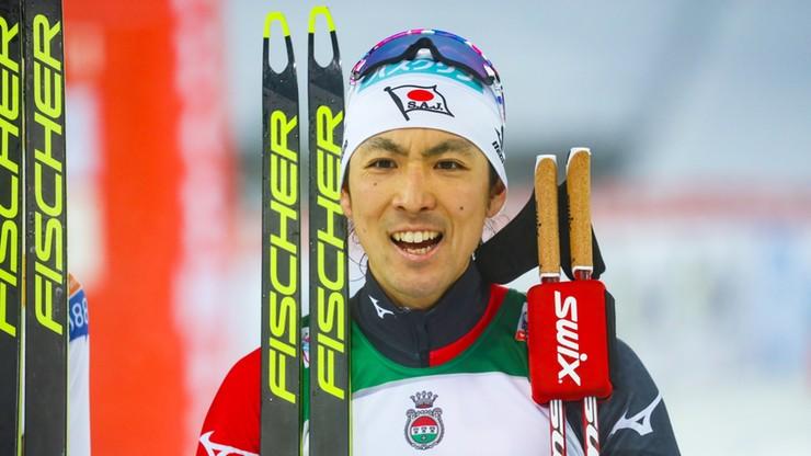 Puchar Świata w Lahti: Triumf Japończyka