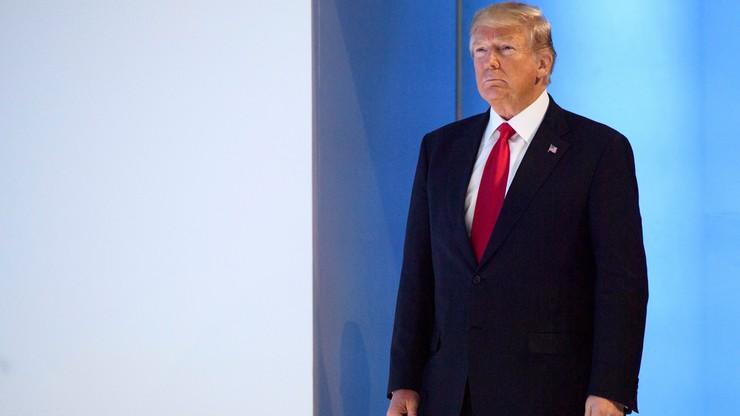 Donald Trump wygwizdany w Davos