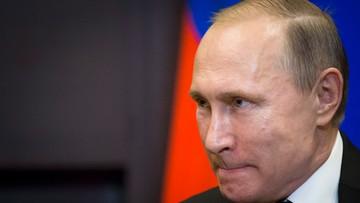 """""""Die Welt"""": w obawie przed konfliktem Zachód kapituluje przed Putinem"""