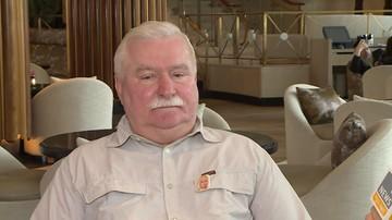 Wałęsa: kolejny raz oświadczam, że to sfałszowane papiery
