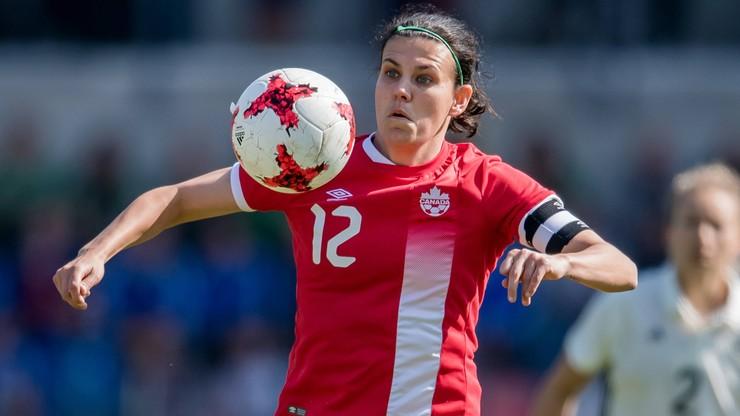 Kanadyjska piłkarka zbliża się do rekordu legendy