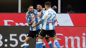 Serie A: Napoli górą w Mediolanie! Asysta Zielińskiego