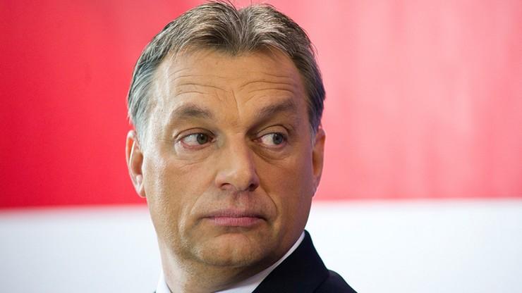 Orban na spotkaniu z Tuskiem wezwał do zmiany polityki imigracyjnej