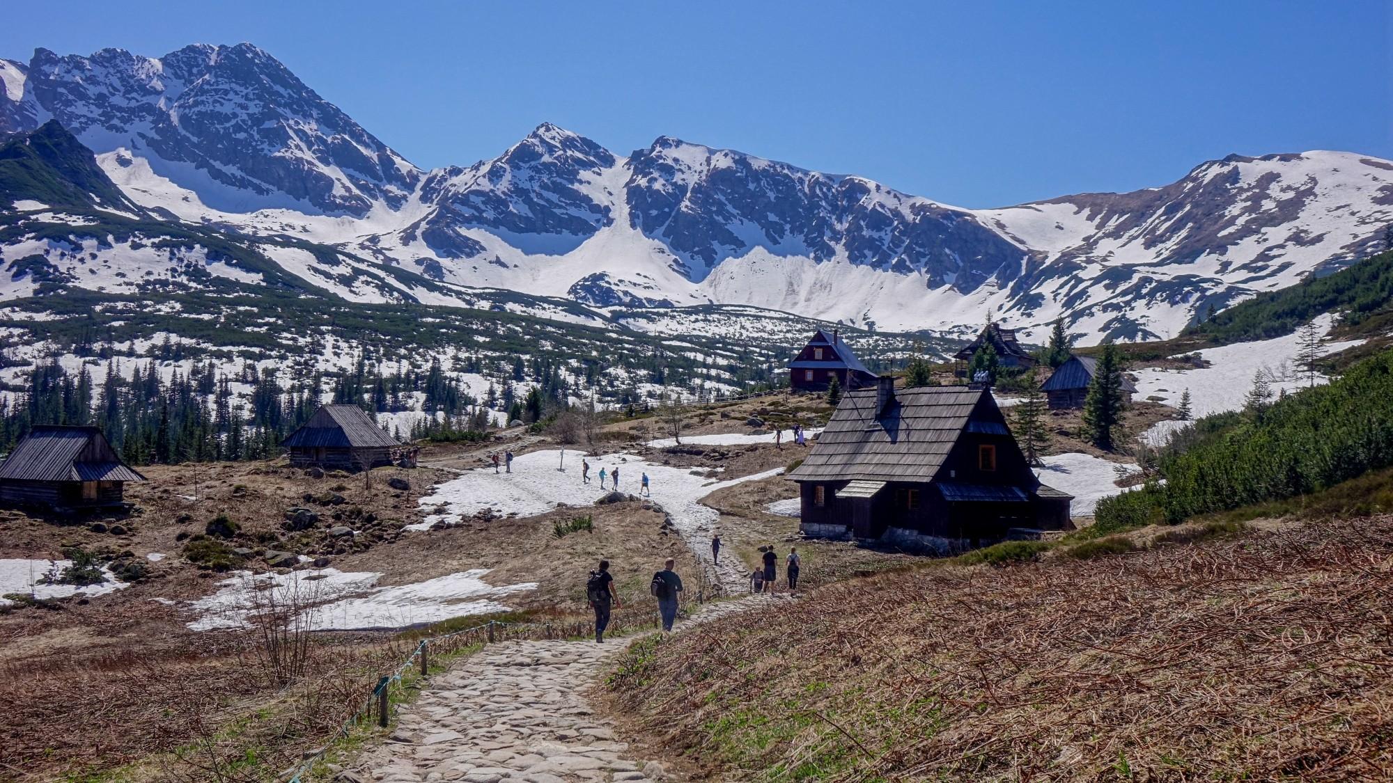 Cztery pory roku w Tatrach - zdjęcie 2
