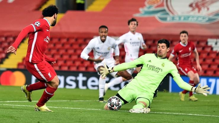 Skrót meczu Liverpool FC - Real Madryt (WIDEO)