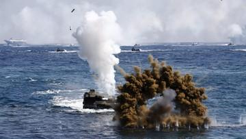 Korea Północna wystrzeliła rakietowy pocisk balistyczny