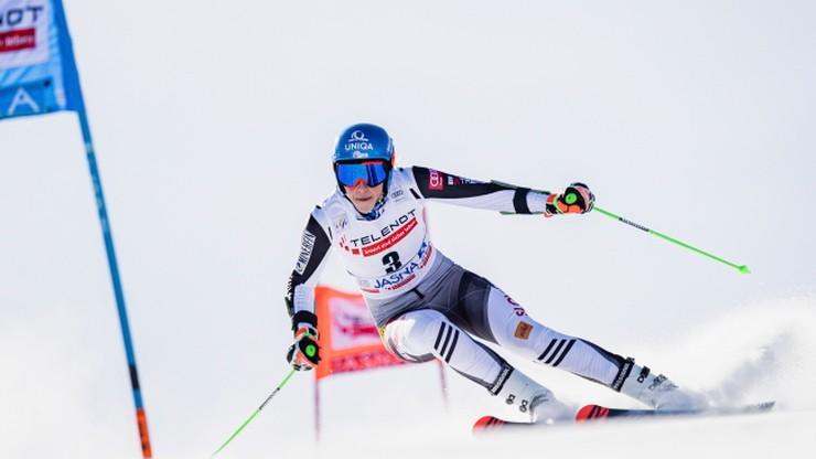Alpejski PŚ: Petra Vlhova wygrała gigant w Jasnej. Maryna Gąsienica-Daniel nie ukończyła