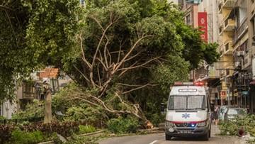 Rośnie bilans ofiar śmiertelnych tajfunu Hato w Chinach
