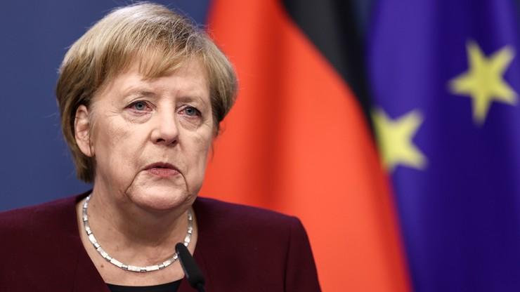 """Koronawirus w Niemczech. Apel Angeli Merkel. """"Zostańcie w domach"""""""
