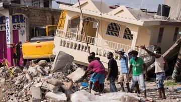 Ponad 2200 ofiar śmiertelnych trzęsienia ziemi na Haiti