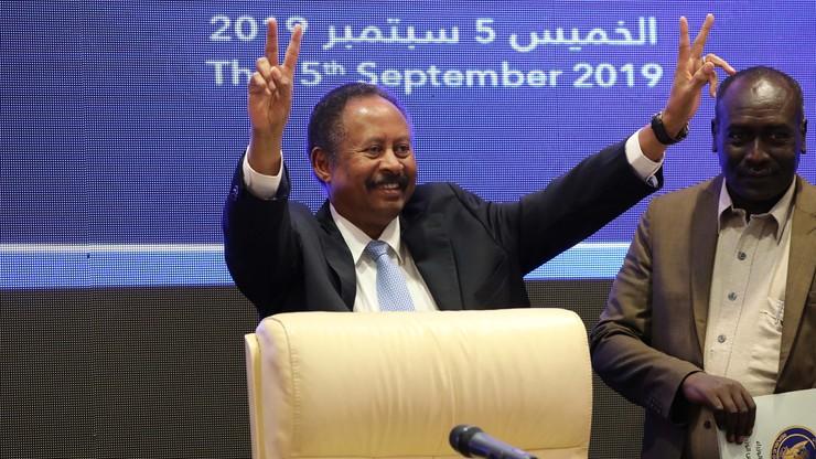 Sudan: ogłoszono pierwszy rząd od odsunięcia Baszira