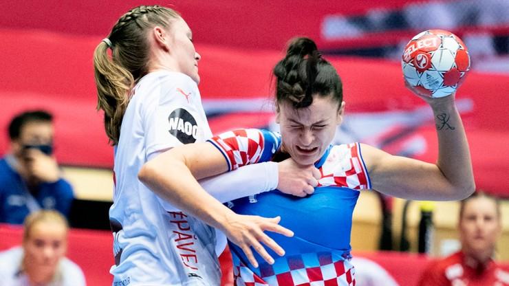 ME piłkarek ręcznych: Brąz dla Chorwacji po wygranej z Danią