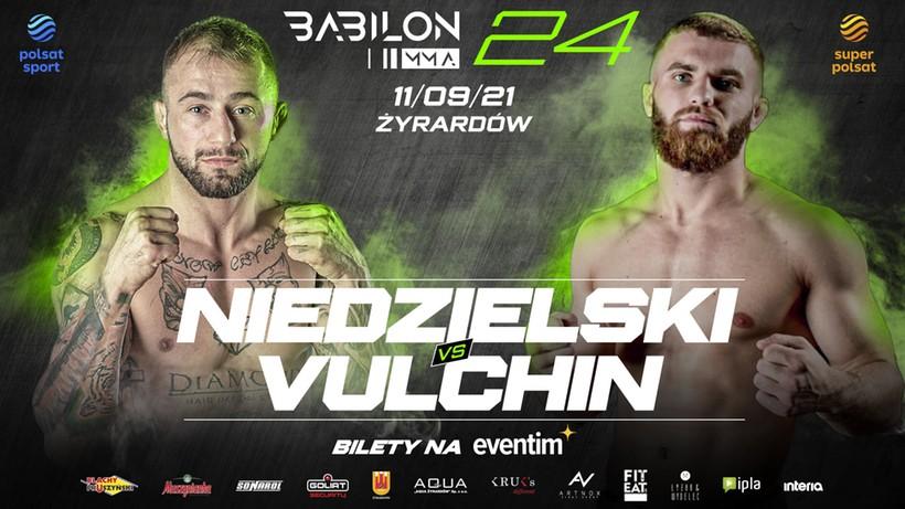 Babilon MMA 24. Gdzie obejrzeć?