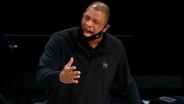 NBA: Druga z rzędu porażka zdziesiątkowanych Sixers