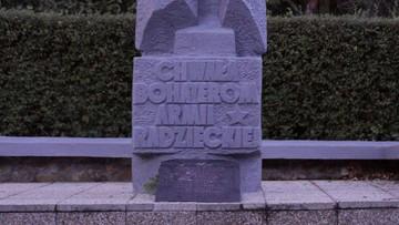 Rosja chce by radzieckimi pomnikami w Polsce zajęły się ONZ i OBWE