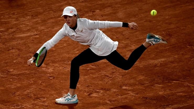 Ranking WTA: Iga Świątek spadła na 16. miejsce. Ashleigh Barty wciąż liderką
