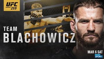 UFC 259: Błachowicz - Adesanya. Gdzie obejrzeć transmisję?