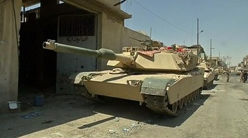 """Irak: 100 tys. mieszkańców uwięzionych w Mosulu. Cywile jako """"żywe tarcze"""""""
