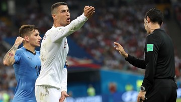 MŚ 2018: Ronaldo wraca do domu. Mistrzowie Europy wyeliminowani z mundialu