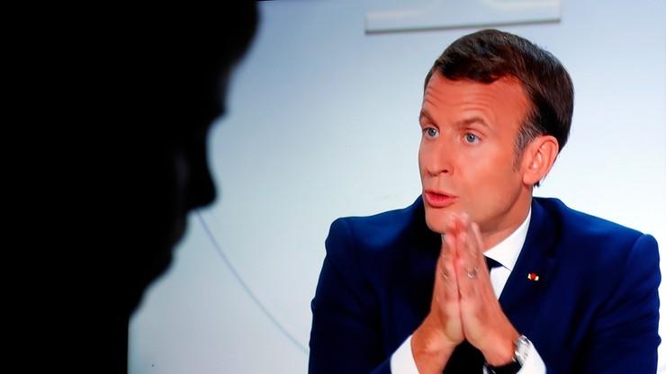 Francja wprowadza godzinę policyjną w części kraju