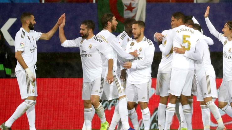Ciężki sprawdzian Realu Madryt, ostatnie w tabeli Leganes podejmie Barcelonę