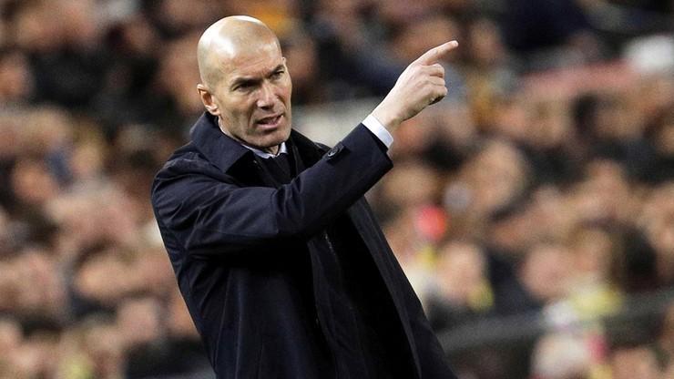 Zinedine Zidane zostaje w Realu Madryt