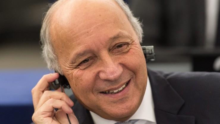 Francja: szef MSZ odchodzi z rządu
