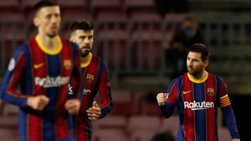 Liga Mistrzów: Pierwszy gol Leo Messiego w 2021 roku! Argentyńczyk goni Cristiano Ronaldo