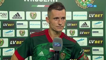 Krzysztof Mączyński: Współpraca z Jackiem Magierą układa się świetnie - ja jestem podstawowym zawodnikiem, a on ma wyniki