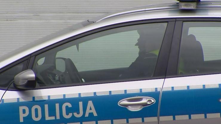 Brodnica: uciekał przed policją i potrącił funkcjonariuszkę. Padł strzał