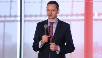 Morawiecki: Spodziewałem się utrzymania bardzo dobrej perspektywy