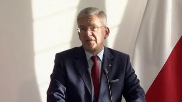 Karczewski: nie ma zagrożenia, by sędziowie SN wyłonieni przez KRS byli upolitycznieni