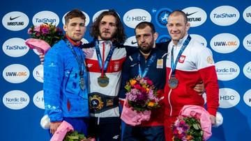 MŚ w zapasach: Polak brązowym medalistą