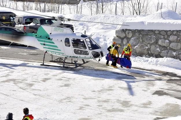 """Polak wśród czterech ofiar lawiny w masywie Mont Blanc. """"Zjeżdżali w zabronionym miejscu"""""""
