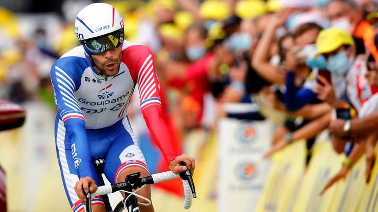 Thibault Pinot w tym roku stawia na Giro d'Italia