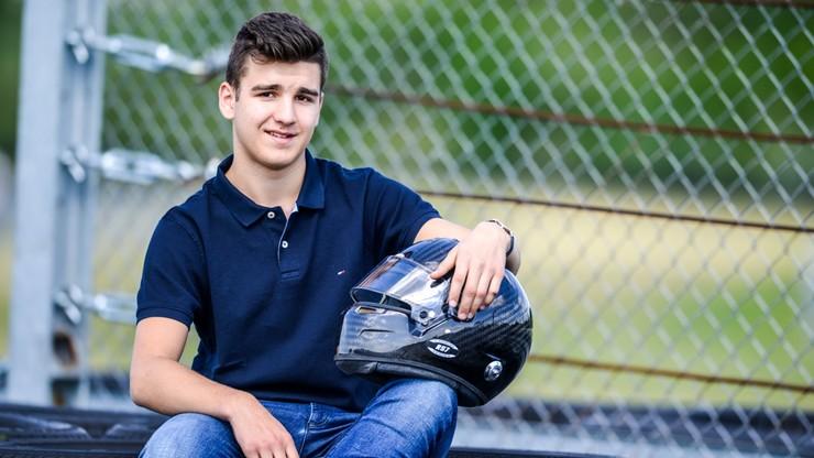 16-letni Polak podpisał kontrakt na starty w Formule 4