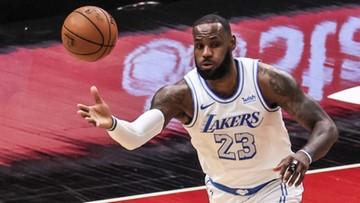 NBA: Druga z rzędu porażka Los Angeles Lakers