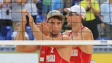 ME w siatkówce plażowej: Kantor i Łosiak największą nadzieją Polaków na medal