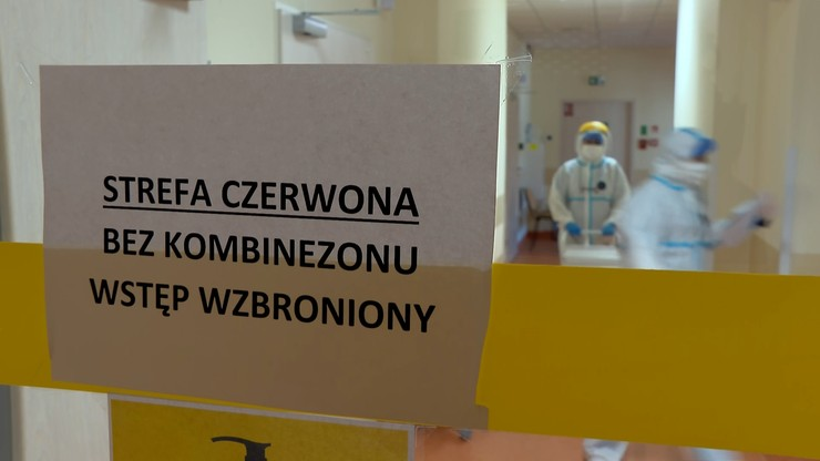 Nowe przypadki koronawirusa. Dane Ministerstwa Zdrowia, 14 października