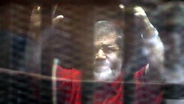 Egipt: kara śmierci dla sześciu osób. Wyrok dla byłego prezydenta w czerwcu