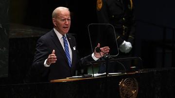 Biden: USA nie chcą nowej zimnej wojny