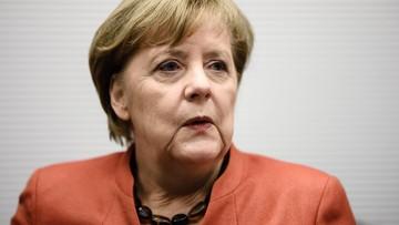 Możliwe przyspieszone wybory w Niemczech. Merkel zapowiada chęć ponownego kandydowania
