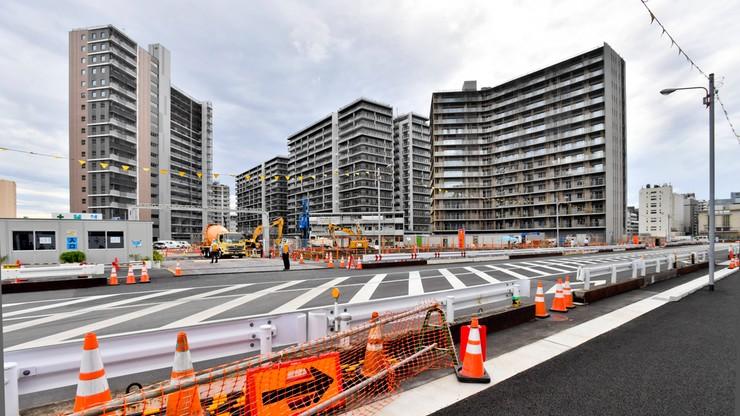 Tokio 2020: Powstają trzy wioski olimpijskie