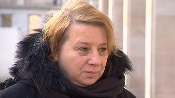 """""""Warszawa nienawidzi Smoleńska"""". Wdowa po T.Mercie o protestach przeciwko pomnikowi"""