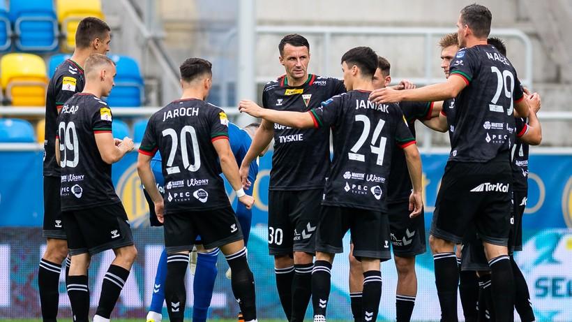 Fortuna 1 Liga: GKS Tychy - Chrobry Głogów. Relacja na żywo