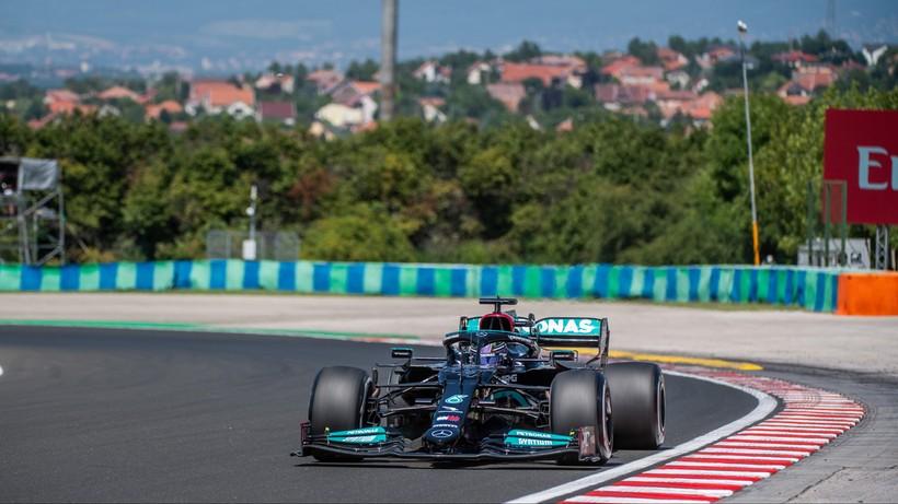 Formuła 1: Grand Prix Węgier na żywo